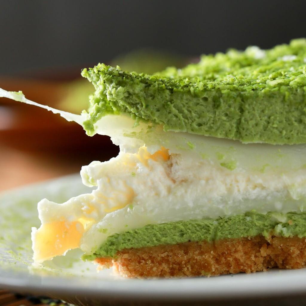 【搭啵S】6吋抹茶栗秋乳酪蛋糕