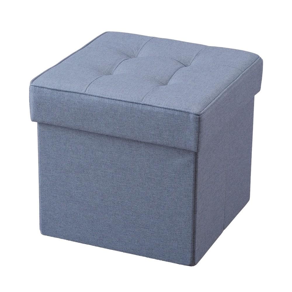 IRIS OHYAMA 折疊收納椅凳 SSTR-38