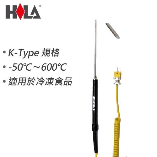 HILA海碁 尖型3.8Φ溫度棒 600℃ NR-81539 NR-39