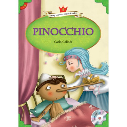 YLCR5:Pinocchio (with MP3)