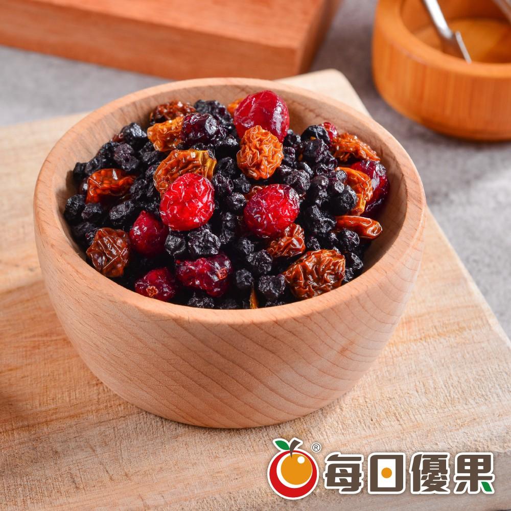 每日優果 綜合莓果乾150G