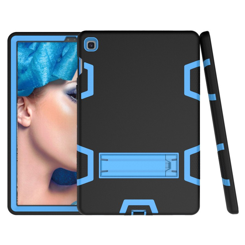 Samsung Galaxy Tab E 8.0 雙層保護殼雙層抗震軟殼硬殼鎧甲盾平板保護殼保護套
