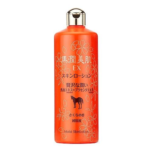 日本馬潤美肌EX滋潤化妝水(500ml)【小三美日】D110088