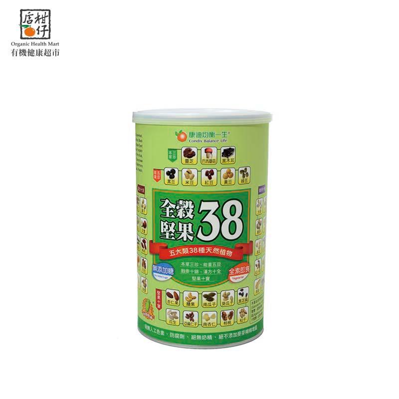 全穀堅果38(500g/罐)