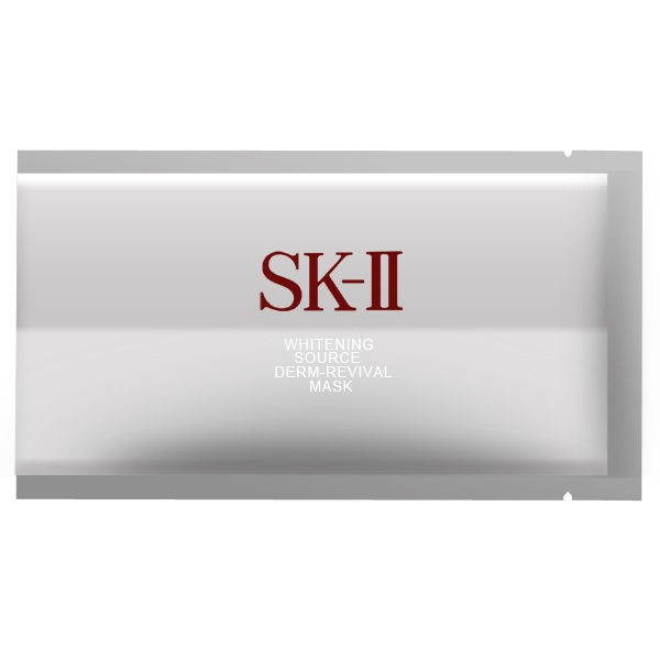 SK-II 晶緻煥白深層修護面膜 一片【Pinku】