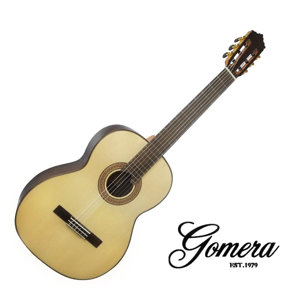 Gomera GC-055S古典吉他39吋 雲杉面單 - 【黃石樂器】