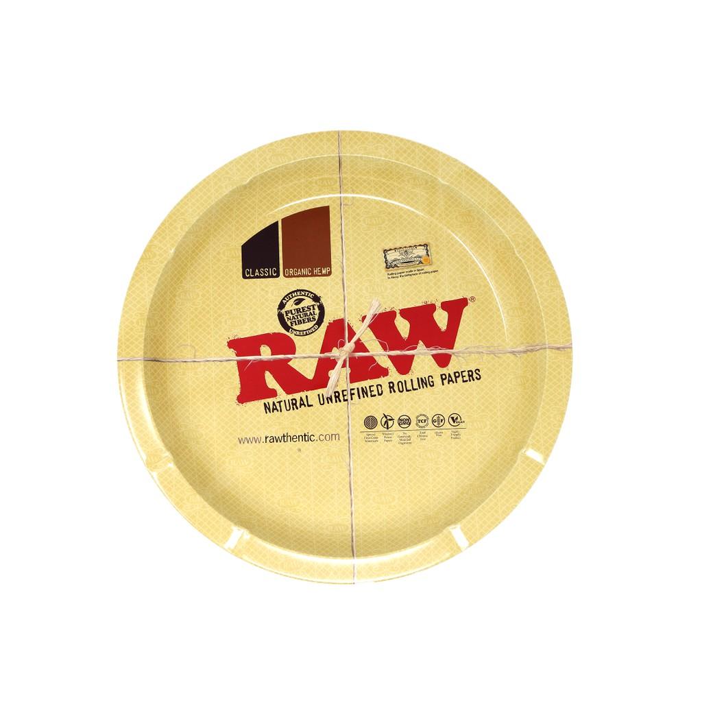 【石頭人】西班牙RAW ROUND TRAY 圓盤