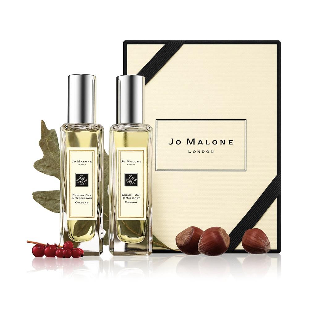 英國 JO MALONE LONDON 英國橡樹經典香氛組 30ml 橡樹與紅醋栗 橡樹與榛果 香氛禮物 SP嚴選家