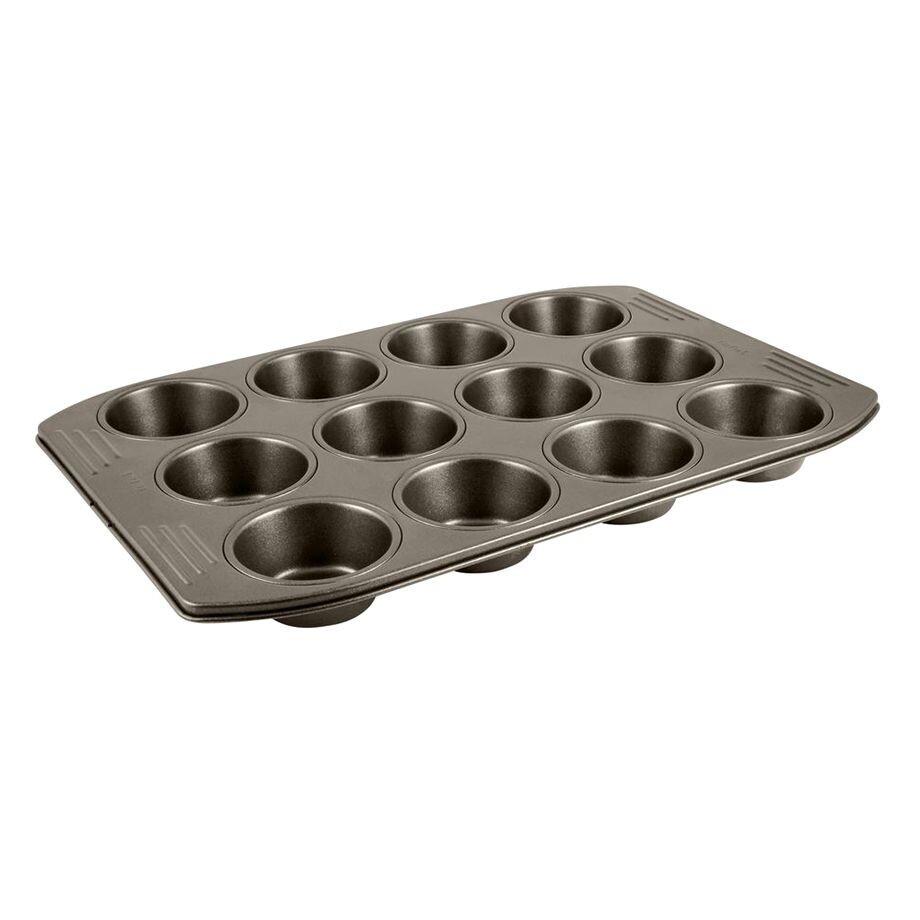 【Tefal】法國特福 鬆餅烤盤X12 碳鋼材質+特福獨家特殊塗層 耐用 J1625744 烘培