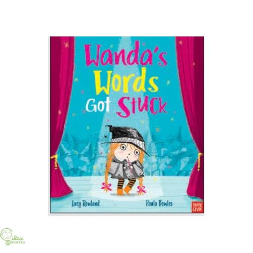 Wanda's Words Got Stuck (平裝本)【禮筑外文書店】[69折]