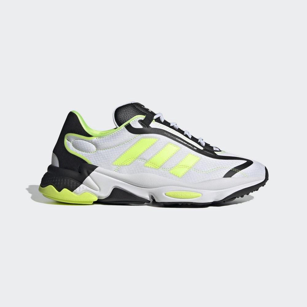ADIDAS OZWEEGO PURE 男休閒鞋 H04533 白黑