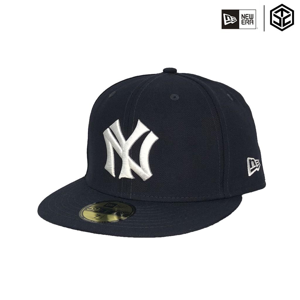 NEWERA 59FIFTY 5950 MLB 洋基 NY 海軍藍 Q221 全封帽 棒球帽 特殊款【TCC】