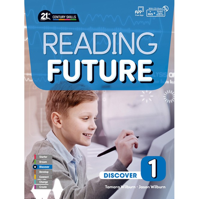 Reading Future Discover 1 (with CD-ROM)