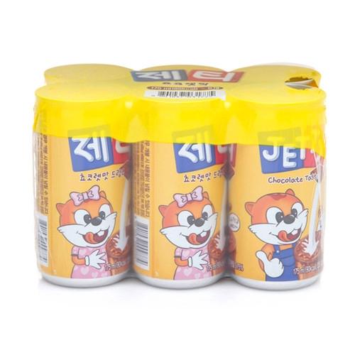 [DONGSUH] JETTY 巧克力牛奶 (罐裝) 6入 [韓國直送]