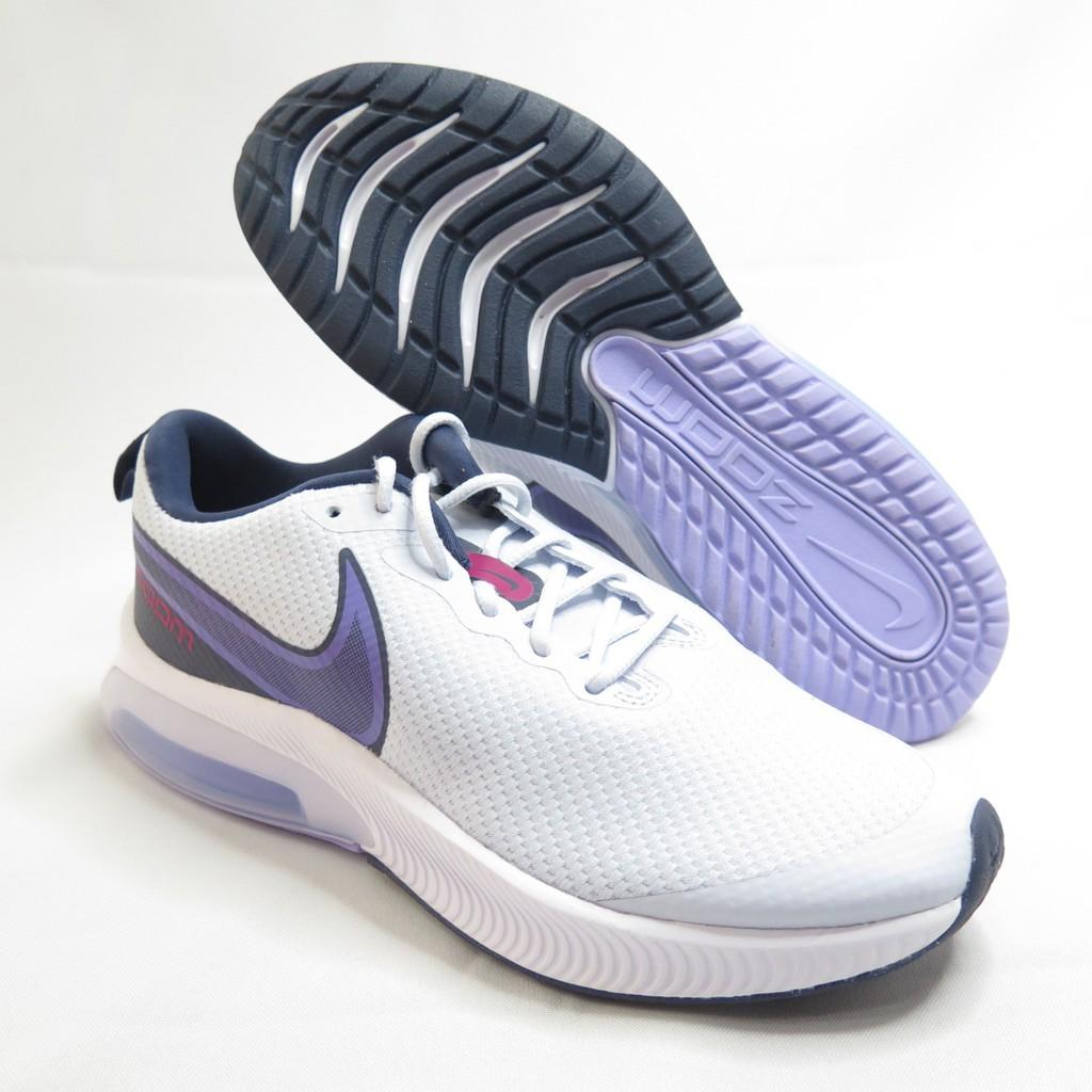 NIKE AIR ZOOM ARCADIA 大童 慢跑鞋 CK0715006 白x紫【iSport愛運動】