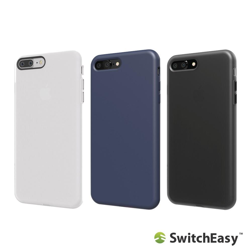 SwitchEasy iPhone 7 Plus/iPhone 8 Plus 5.5吋 Numbers 耐刮 防摔保護套