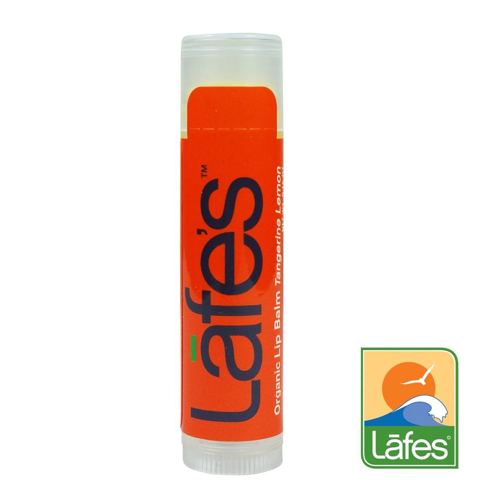 Lafes-純自然護唇膏-柑橘檸檬