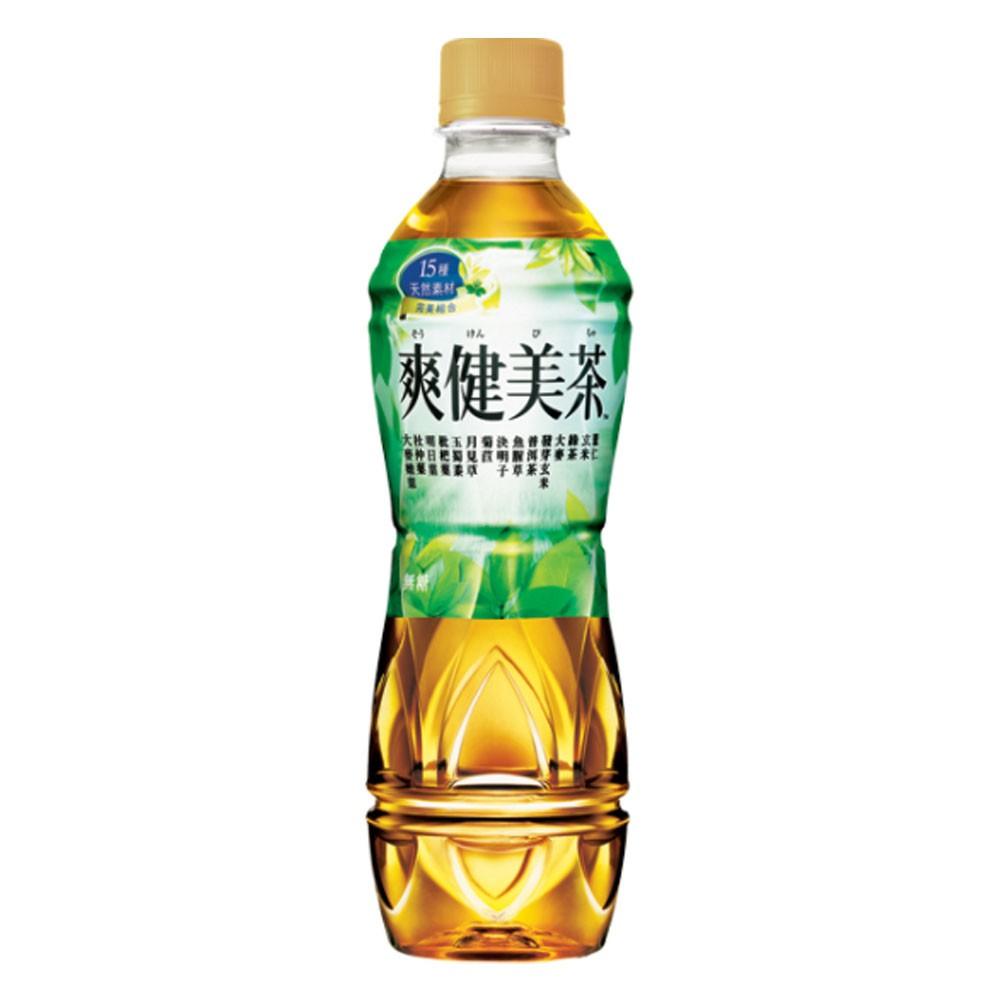 爽健美茶 535ML-City'super