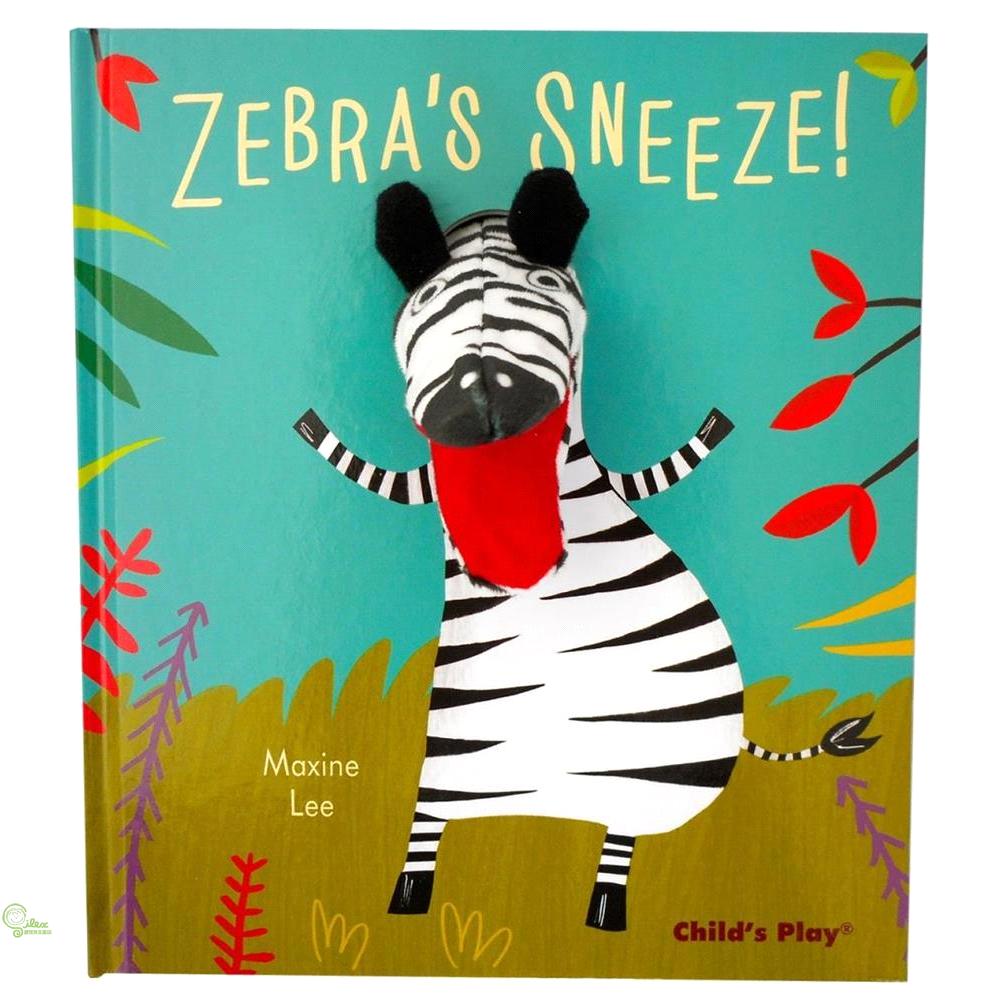 Zebra's Sneeze(精裝) (Pardon Me!)【禮筑外文書店】[75折]