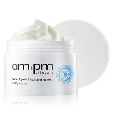 ampm 三重玻尿酸保濕舒芙蕾(115g)【小三美日】保濕乳霜 D264879