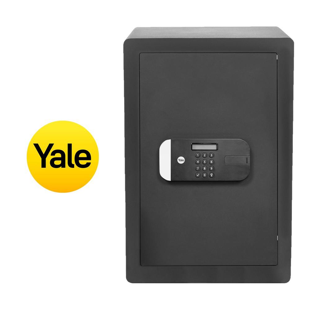 美國YALE 耶魯保險箱 安全認證系列電子保險箱/櫃(YSEM-520-EG1)【原廠耶魯旗艦館】