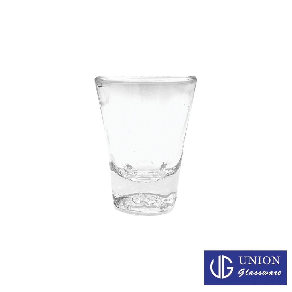 【現貨】泰國UNION 方底小酒杯 63ml 玻璃杯 shot杯 酒杯 烈酒杯 一口杯 轟炸機