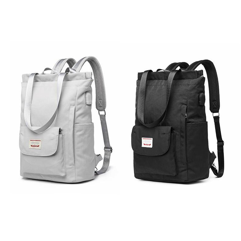 Raymii MAC33 大口袋雙肩 電腦包 筆電包 後背包 書包 登機包 公事包 防水防震 旅行包