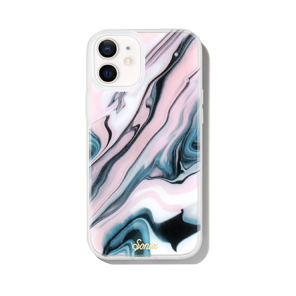 美國 Sonix iPhone 12 mini Blush Quartz 石英腮紅抗菌軍規防摔手機保護殼