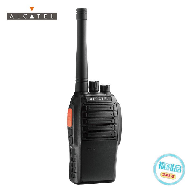 『福利品』ALCATEL 阿爾卡特  無線對講機  FR09TW (單支入)