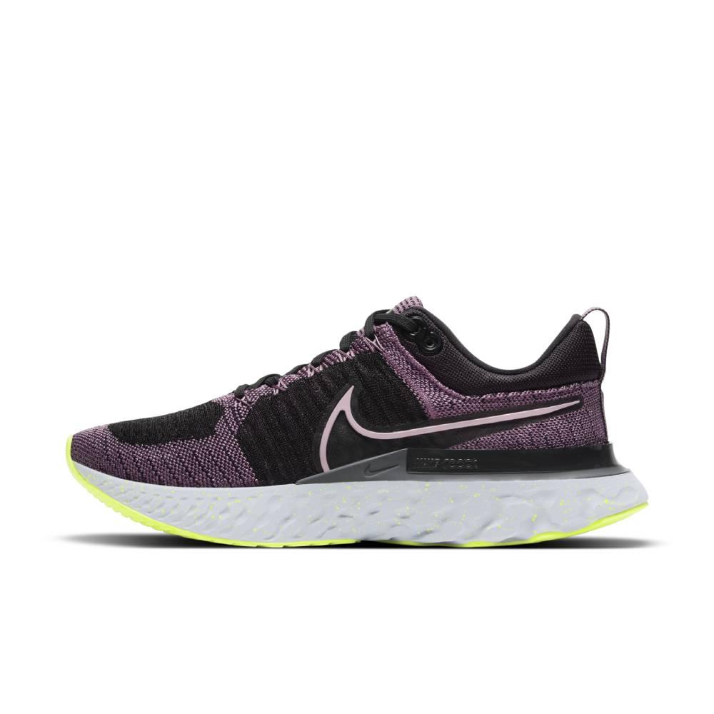 Nike W NIKE REACT INFINITY RUN FK 2 女跑步鞋 CT2423500 紫