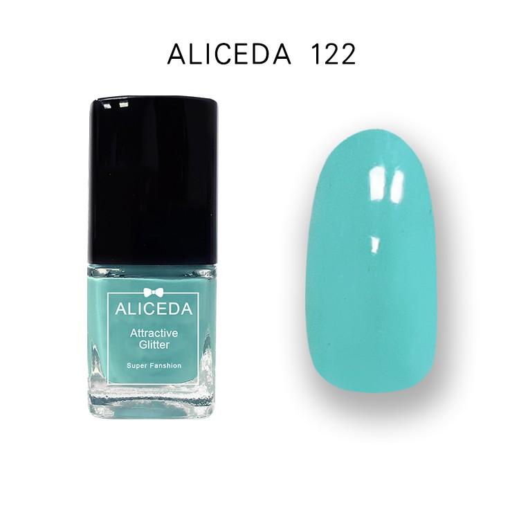 ALICEDA魔幻亮彩(快乾)指甲油-色號122 (10ml/瓶)