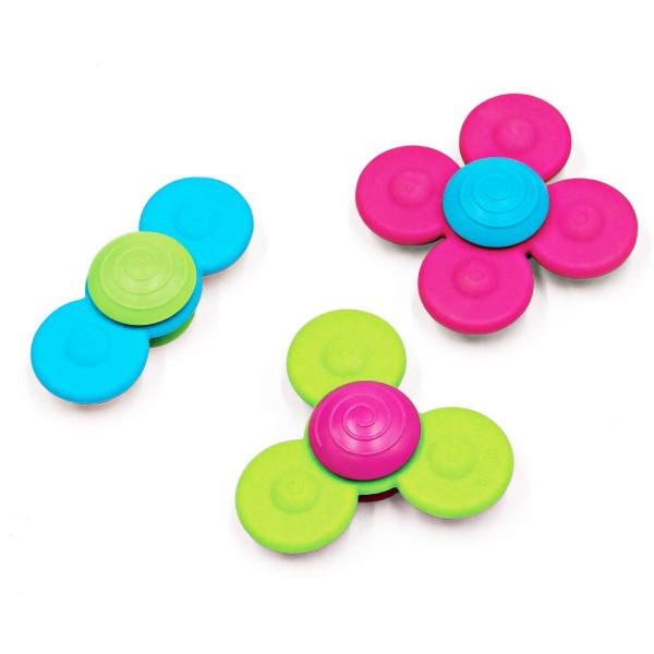 美國 FatBrain 寶寶指尖陀螺 感統玩具 益智玩具【麗兒采家】
