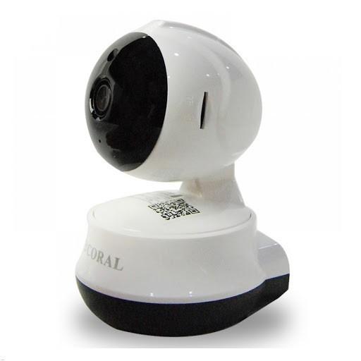 CORAL HSD 遠端遙控網路HD攝影機 夜間紅外線10米高清晰攝影 雙向對話