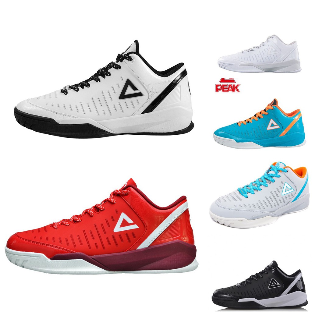 PEAK匹克 TP9帕克二代 NBA明星款 代言款 籃球鞋系列 過季零碼 大尺碼 透氣防滑低幫籃球戰靴 E51153A