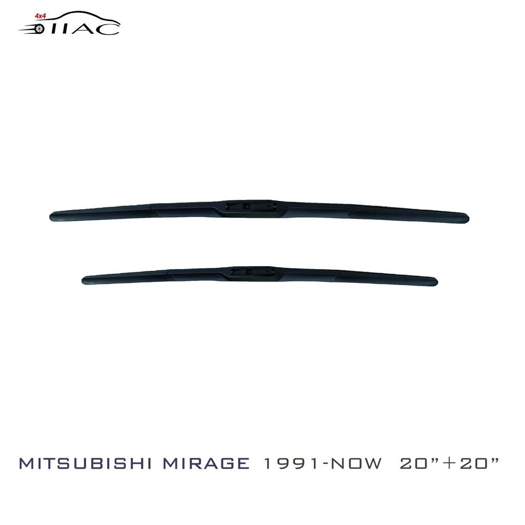 【IIAC車業】Mitsubishi Mirage 三節式雨刷 台灣現貨