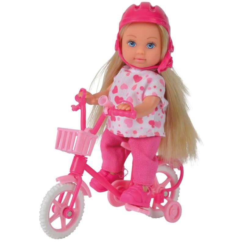 獨家~ EVI 與腳踏車(隨機出貨)  玩具反斗城