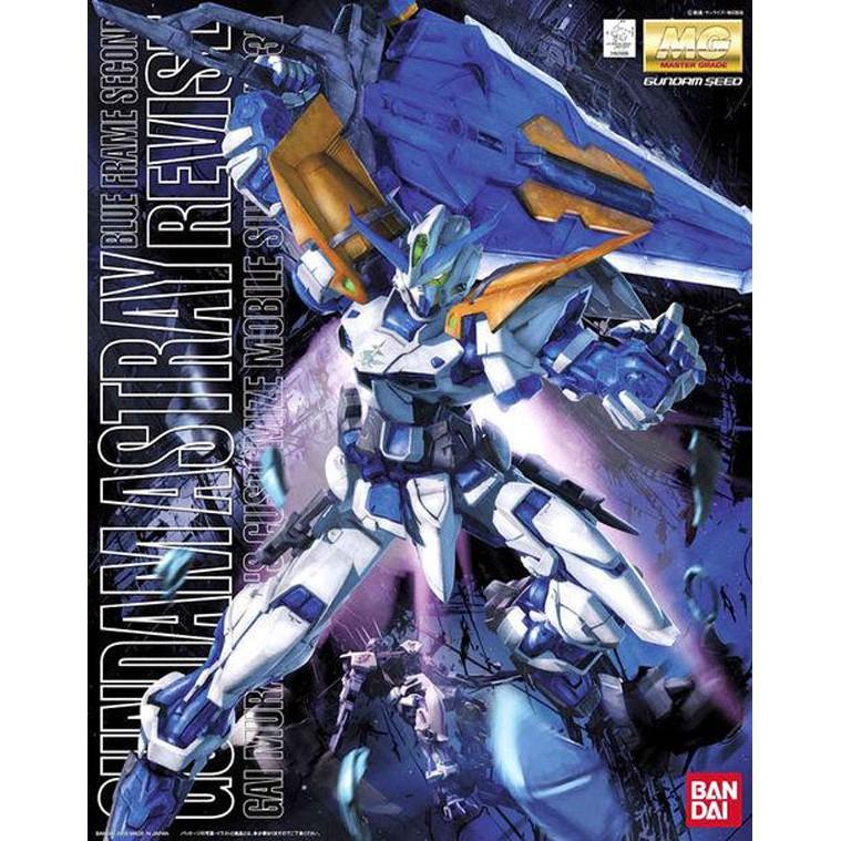 萬代鋼彈模型 MG 1/100 藍異端 藍色機二型改巨劍型2R 機動戰士SEED VS ASTARY 玩具e哥60998