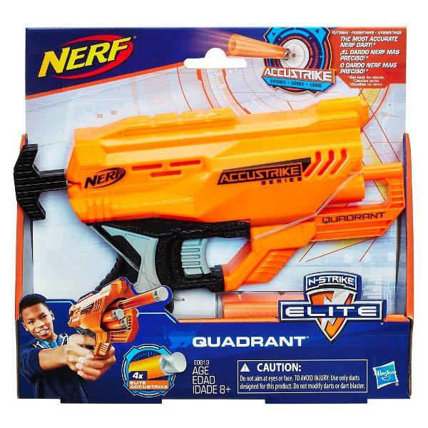 【孩之寶Hasbro】NERF 菁英系列 最後防衛射擊器 E0013
