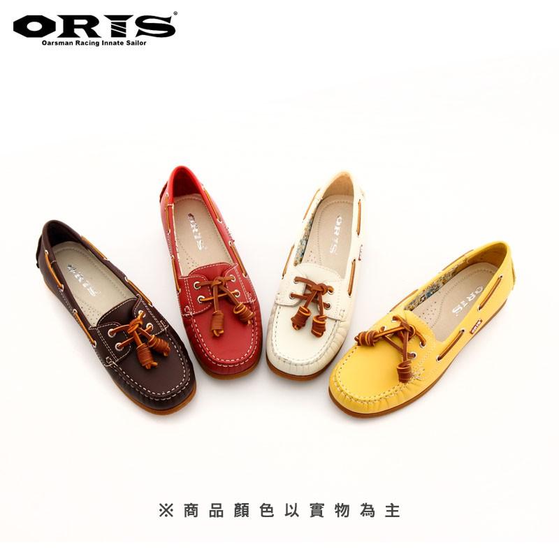 ORIS 帆布小碎花型帆船鞋多色可選女款 S717系列