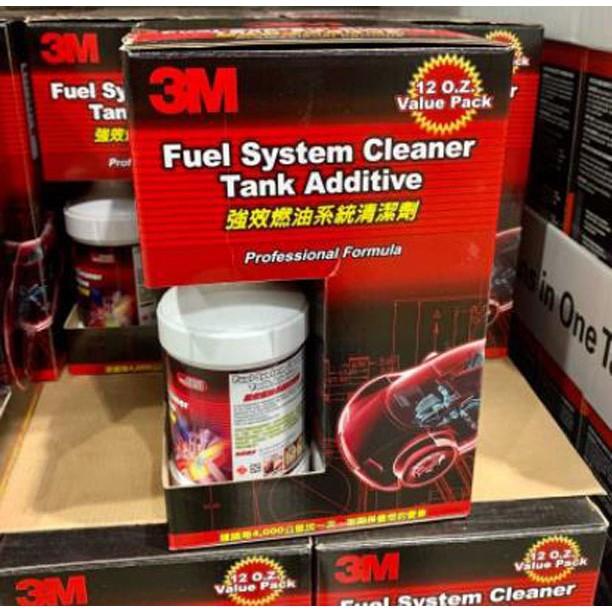3M FUEL SYSTEM  3M 強效燃油系統清潔劑 12 OZ/4 入裝 _C43386