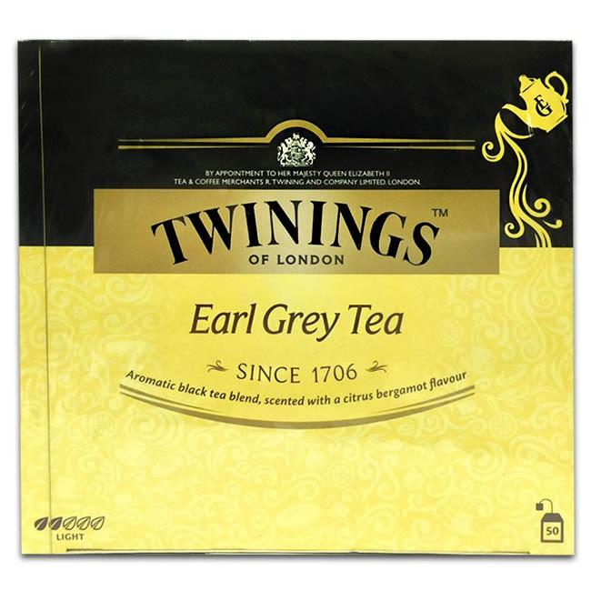 【Twinings】唐寧茶經典皇家伯爵茶(2gx50入)