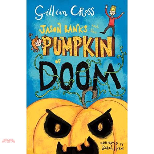 Jason Banks and the Pumpkin of Doom【三民網路書店】[79折]