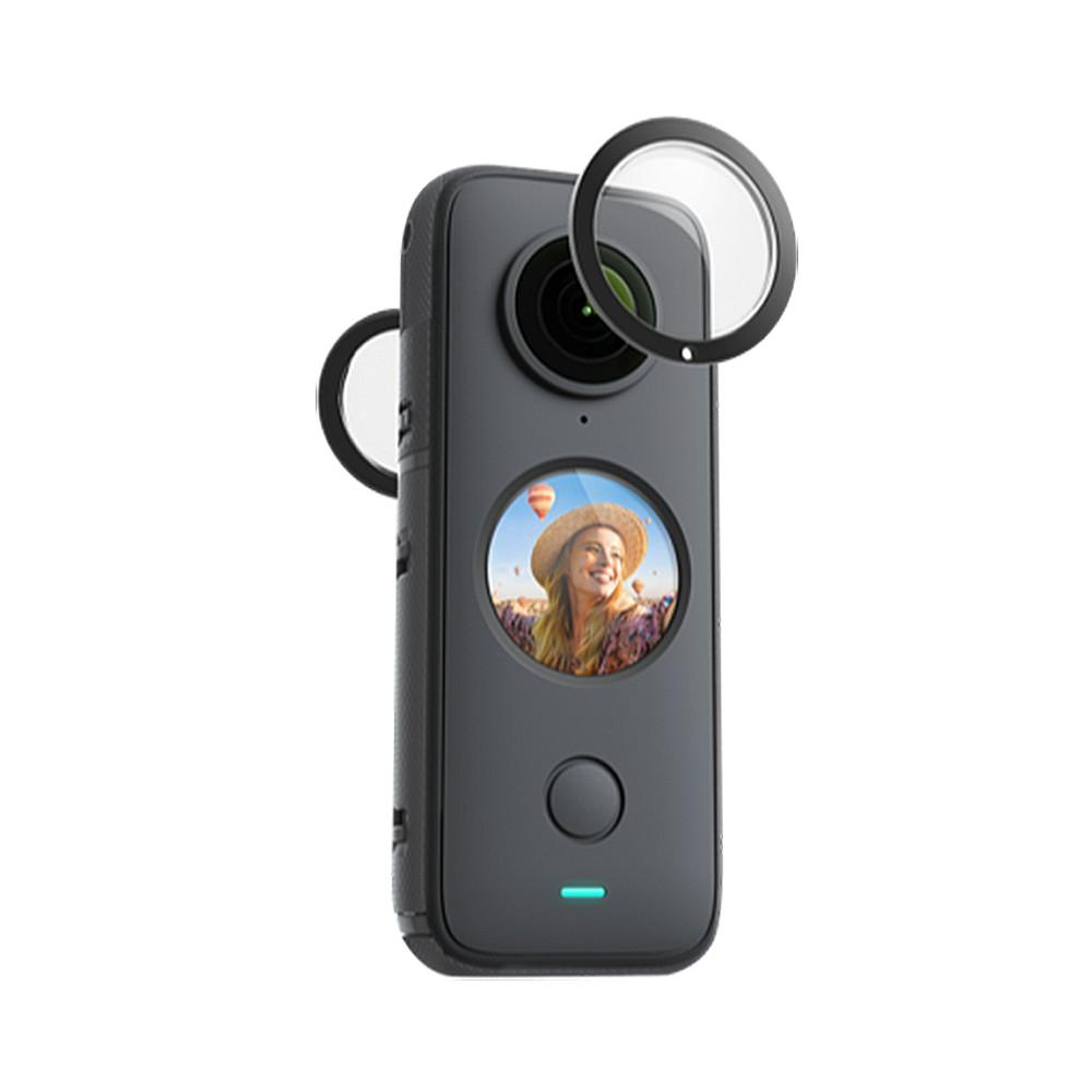 Insta360 ONE X2 黏貼式 全景鏡頭 保護鏡 保護貼 公司貨 現貨
