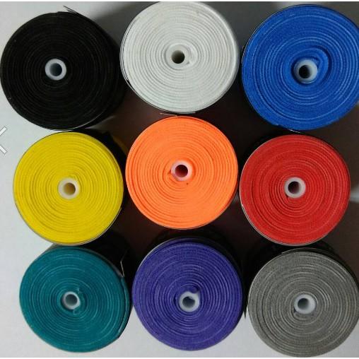 【KAWASAKI】 0.75mm斜紋外層握把布 超黏材質 防滑效果極佳 (1個15元)【宏海護具專家】