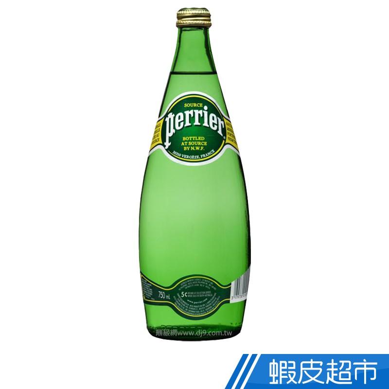 沛綠雅Perrier氣泡礦泉水750ml/12瓶 廠商直送