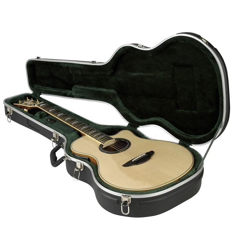 美國 SKB-3 民謠 / 古典吉他 專用 吉他硬盒 - 【黃石樂器】