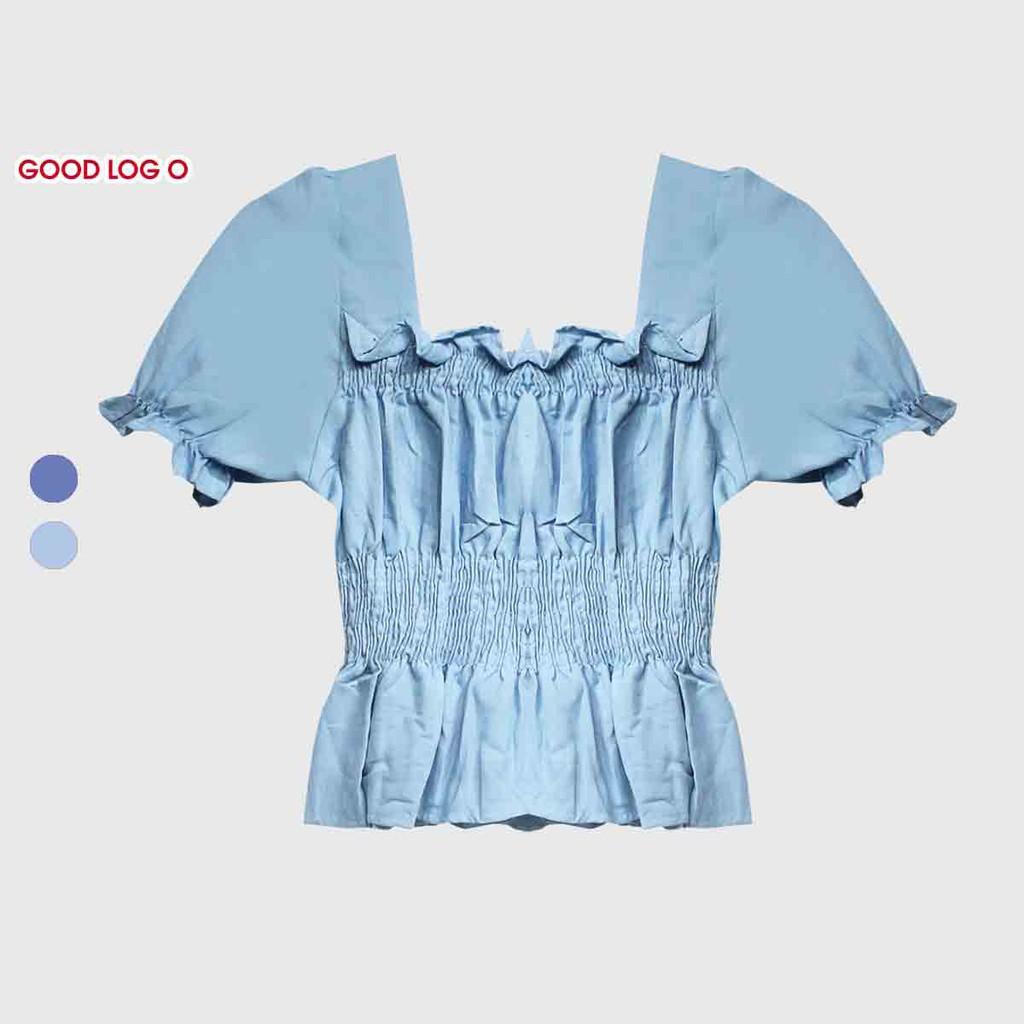G&L 日系顯瘦收腰造型上衣 (FSH-0071)