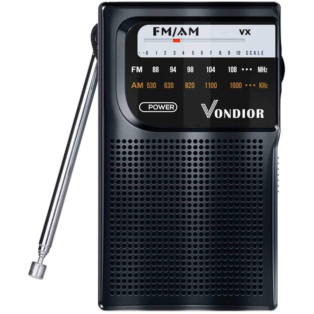 AM FM Radio Portable 收音機 Best Reception Transistor Radio/Lon
