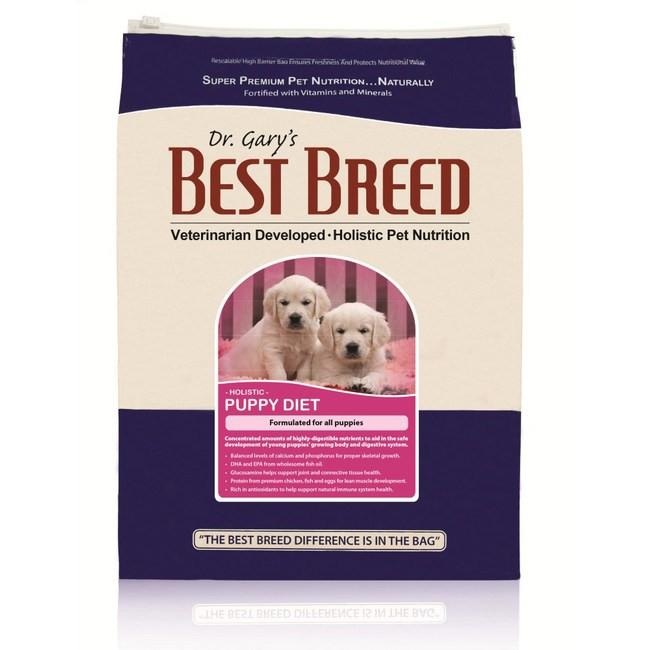 美國 BEST BREED 貝斯比《幼犬高營養配方》全品種幼犬適用
