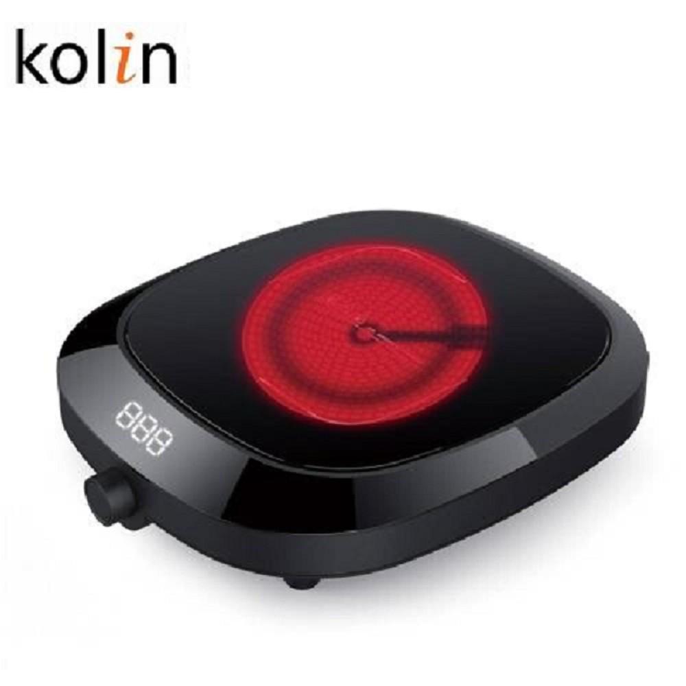 Kolin 歌林 雙環黑晶電陶爐 KCS-A201B (免運費)